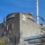 От сети отключили энергоблок № 2 на Запорожской АЭС