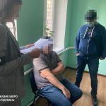 В Никополе сотрудника прокуратуры поймали на взятке в 25000 гривен