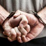 В Никополе посадили в тюрьму за кражу на семь лет вора-рецидивиста