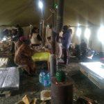 В Никополе продолжает работу пункт обогрева для бездомных