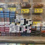 Более 200 бутылок «левого» алкоголя и около 200 пачек сигарет изъяла в Никополе полиция
